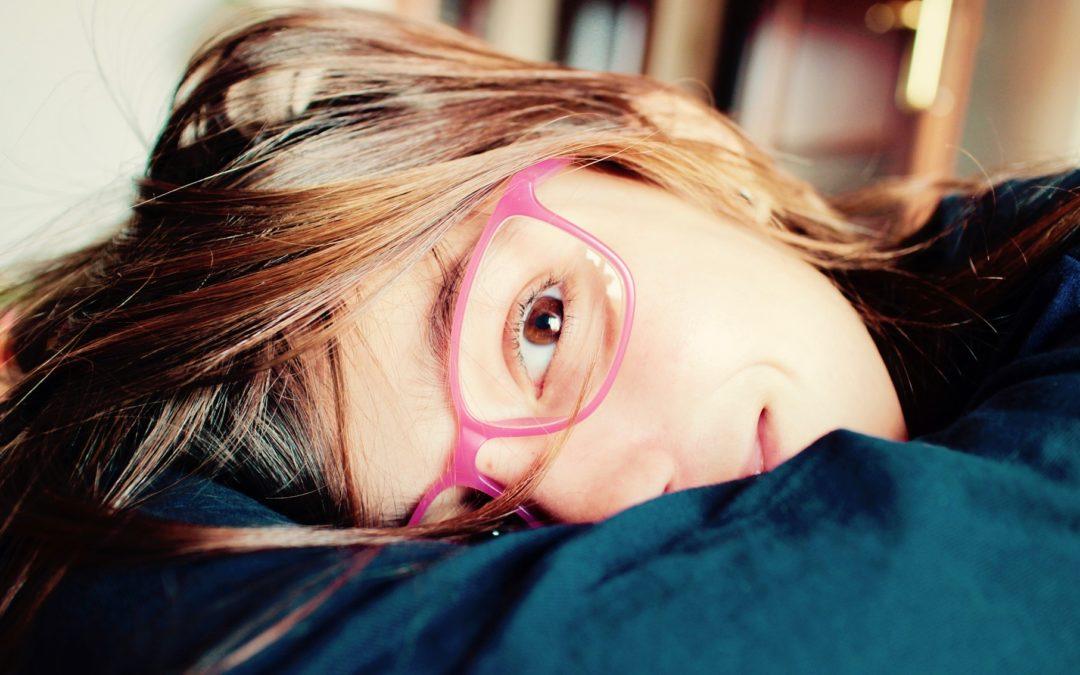 Mesure des lunettes chez l'enfant