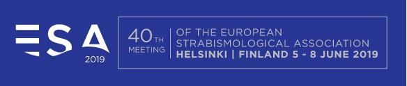 Congrès de l'ESA 2019 – Helsinki